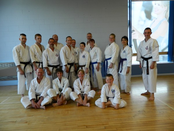 Cumbria Wadokai 40th Anniversary Course