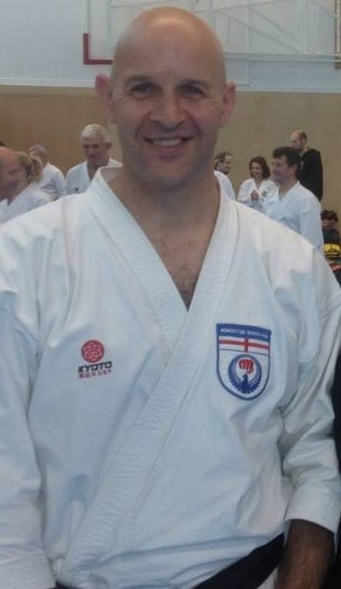 Peter Beacock – 2nd Dan JKF Wadokai