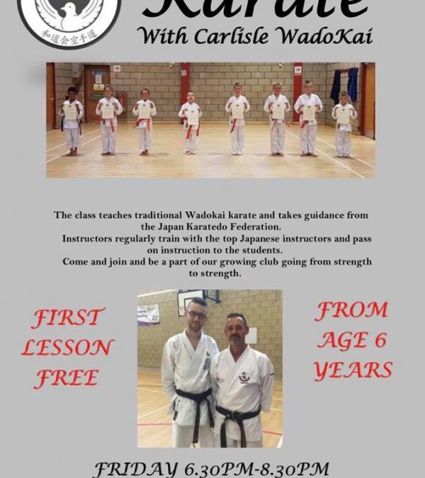 New Carlisle Wadokai Session